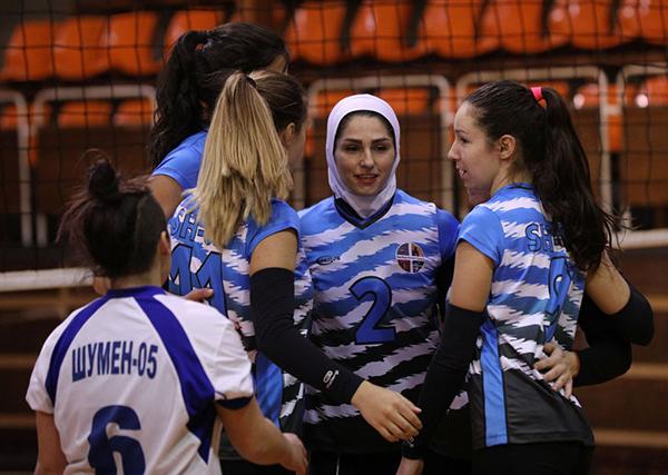 از اصفهان تا بلغارستان با بانوان لژیونر والیبال ایران