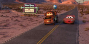 when-mater-and-lightning-mcqueen-drive-by-the-radiator-springs-drive-in-in-cars-2-theyre-playing-the-incredibmobiles-a-nod-to-the-incredibles-w750