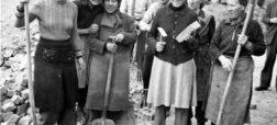 تصاویری از خرابی های شهر برلین پس از پایان جنگ جهانی دوم