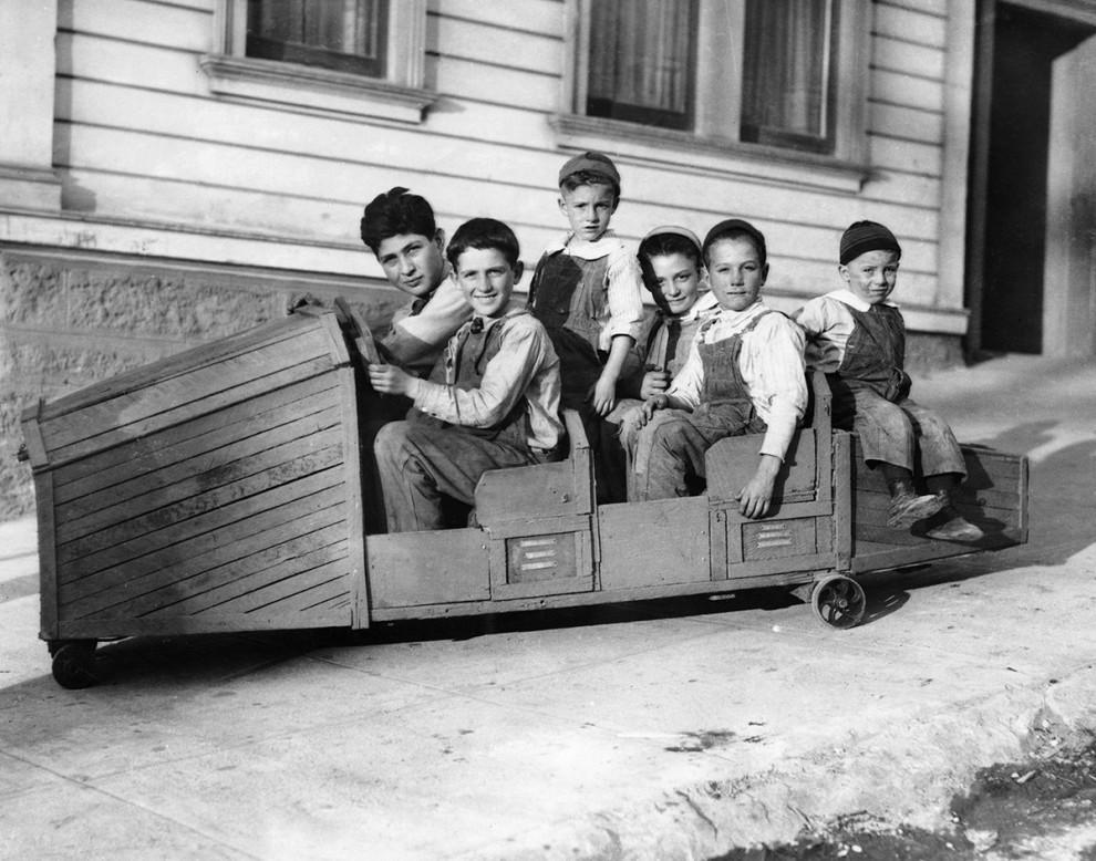 واگن بازی 6 نفره - ده0 1940