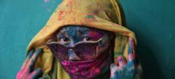 ۲۳ عکس بسیار جالب و زیبا از جشن رنگارنگ «هولی» در هندوستان