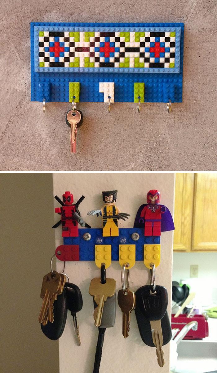 ساخت جا کلیدی