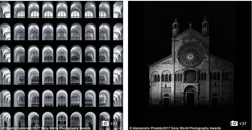 کلیسای Modena در ایتالیا / کلوسیم در رم