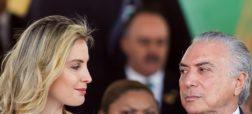 رئیس جمهور برزیل و همسرش کاخ ریاست جمهوری را به علت وجود ارواح خبیثه ترک کردند