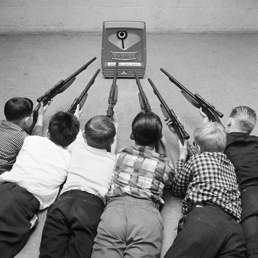 تفنگ قنداق دار - 1962