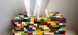 ۱۰ روش بسیار خلاقانه برای استفاده از آجرهای لِگو در زندگی روزمره