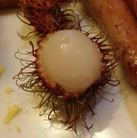 میوه رمبوتان - بومی جنوب شرقی آسیا