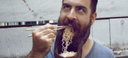 ۱۱ نمونه از عجیب ترین کاربردهای ریش و سبیل در میان مردان