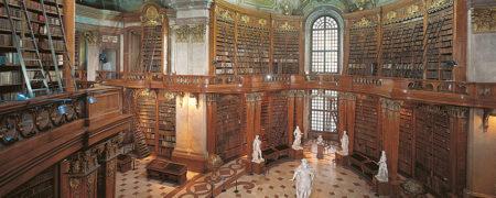 کتابخانه ملی اتریش- وین - اتریش