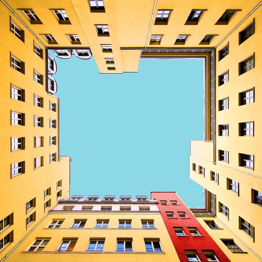 روزیاتو | ساختمان های برلین همراه با فتوشاپ