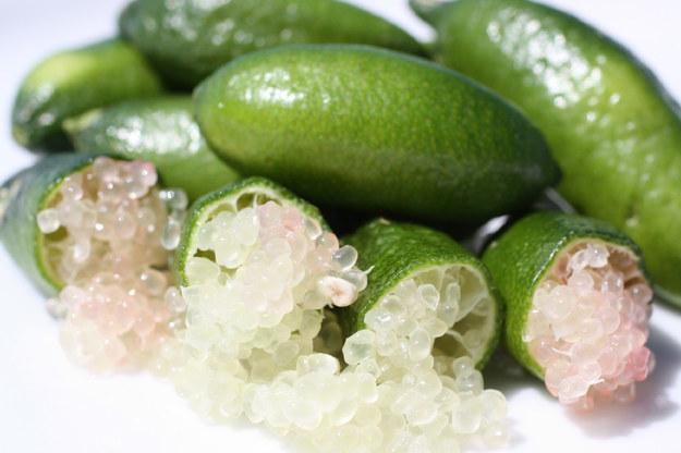 لیموهای انگشتی