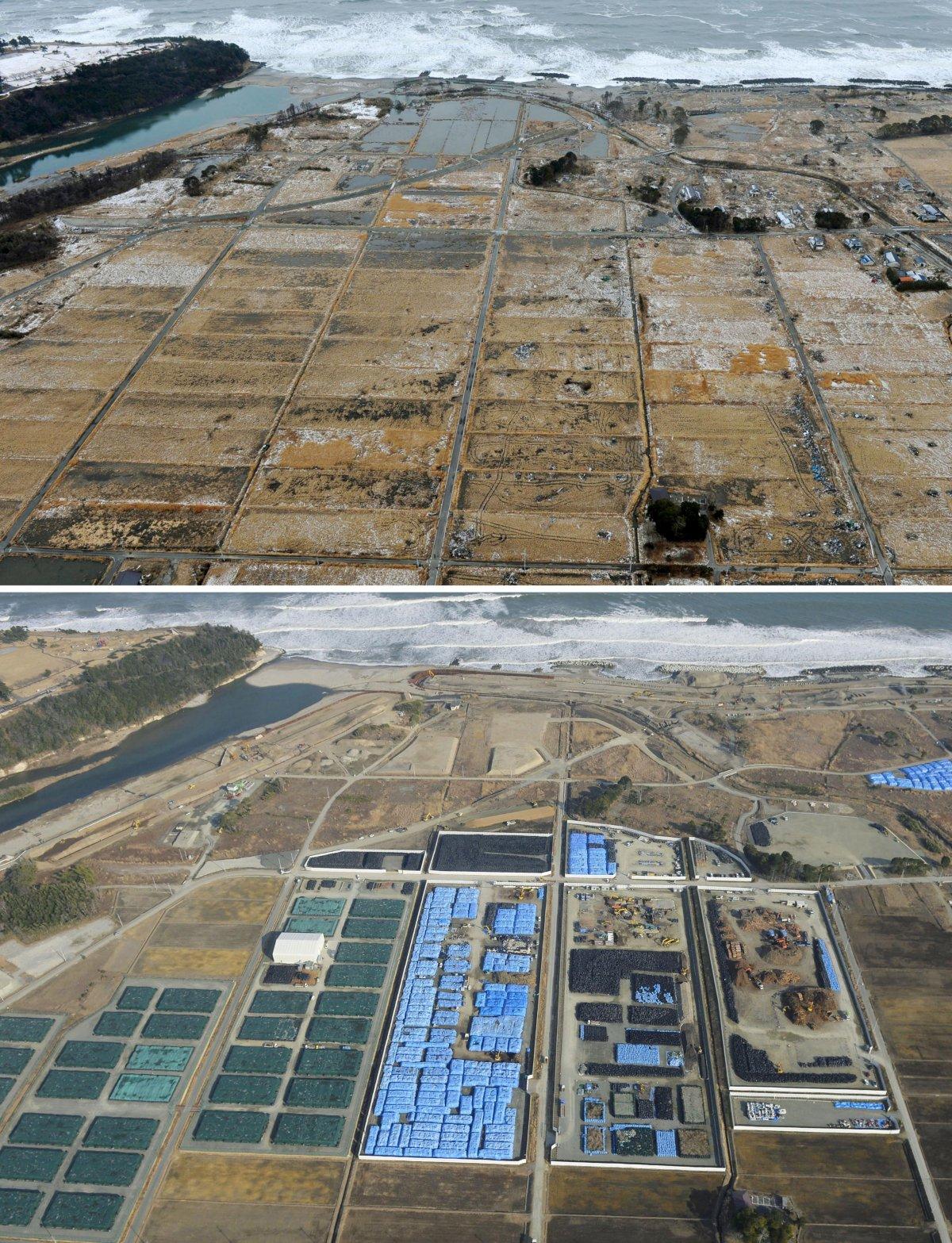 در خلال روزهای 12 تا 15 مارس 2011، سه انفجار هسته ای بزرگ در سایت صورت پذیرفته و سونامی باعث شده بود تا سیستم خنک کننده نیروگاه از کار بیفتد. پس از سونامی، بیشترین میزان تلفات و خسارت در سه استان ایواته، میاگی و فوکوشیما گزارش شده بود.