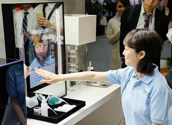 آینه های هوشمند؛ انقلابی نوین در سبک زندگی دیجیتالی