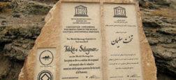 تخت سلیمان؛ چهارمین اثر جهانی ایران در میراث یونسکو