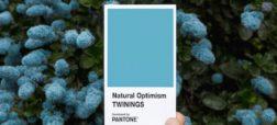 رنگ جدید پنتون با نام «خوش بینی ذاتی»، برای شادی مردم طراحی شده است