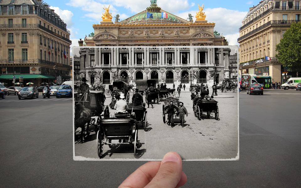 اپرای پاریس، 1900