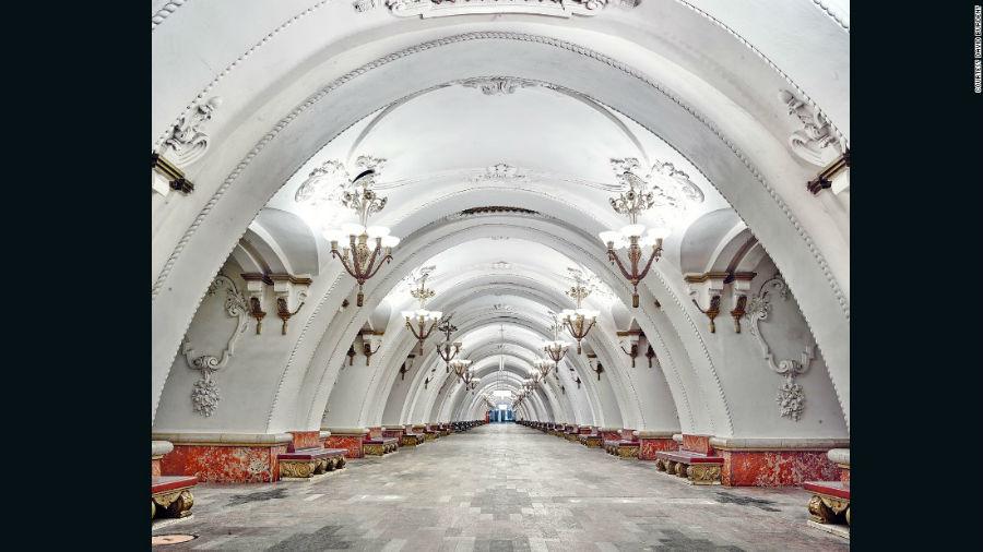 آرباتسکِیا (Arbatskaya)