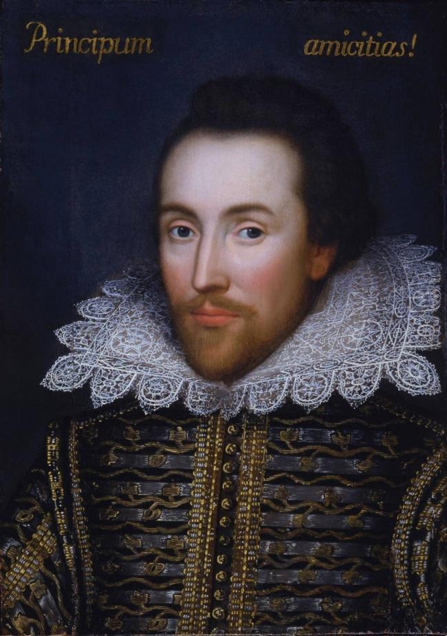 ویلیام شکسپیر نام خود را در چندین حالت مختلف بیان می کرد.