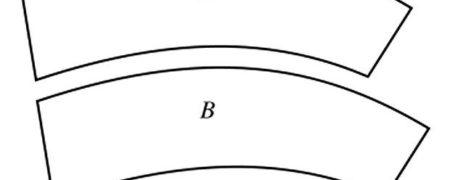 هر دو شکل یک اندازه هستند، می توانید با خط کش امتحان کنید.