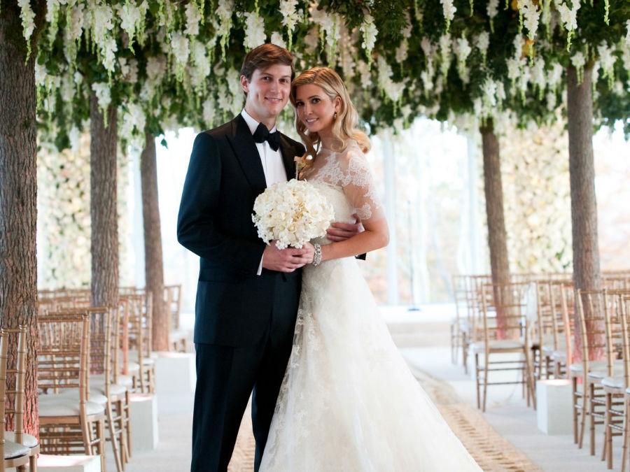 جالب است بدانید که مراسم ازدواج ایونکا ترامپ و همسرش جرد کوشنر در سال 2009 در این باشگاه برپا شد.