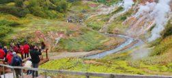سفری رویایی به شبه جزیره آتشفشانی کامچاتکا؛ سرزمین یخ و آتش روسیه
