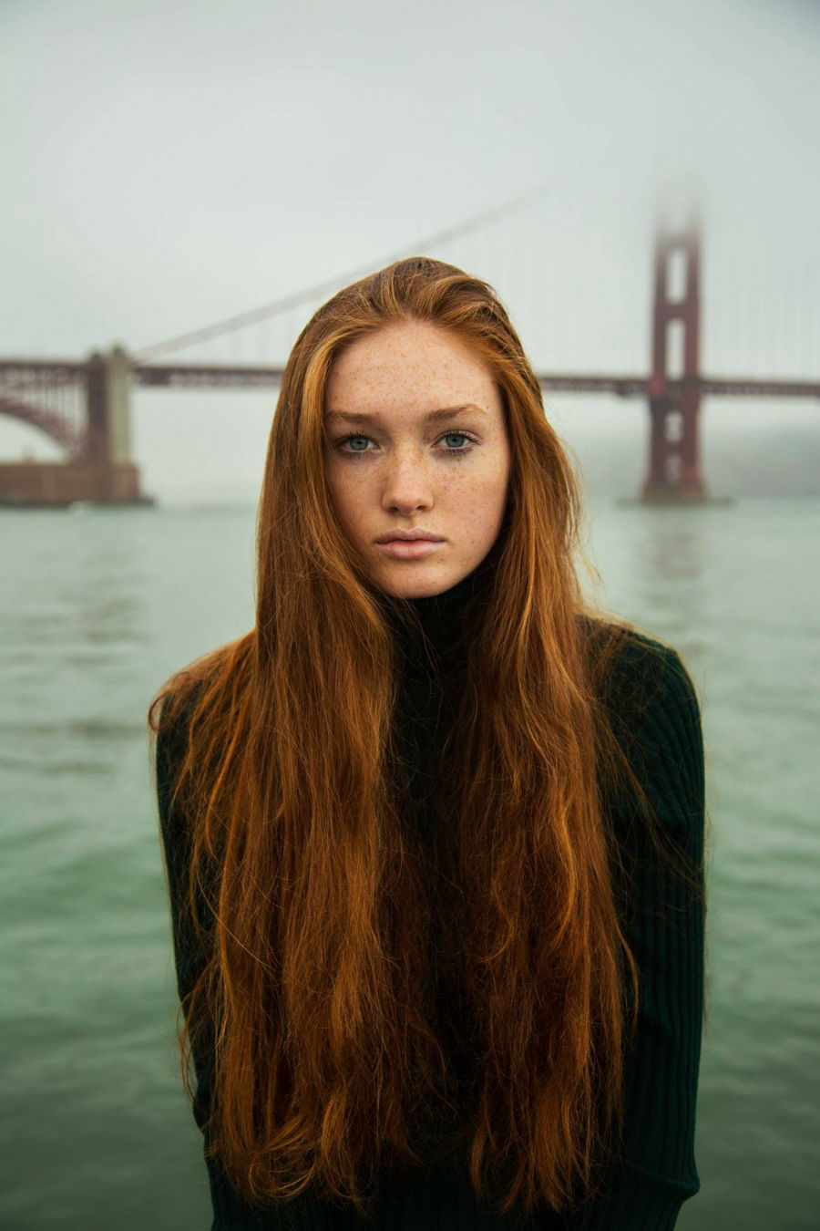 سارا، سان فرانسیسکو