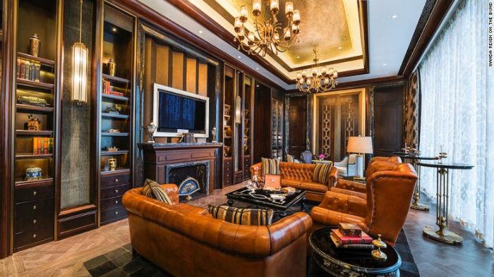 هتل 7 ستاره شانگهای