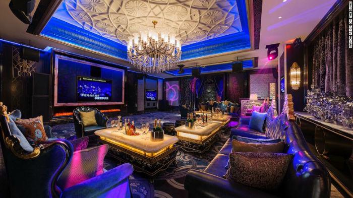 هتل هفت ستاره ی شانگهای