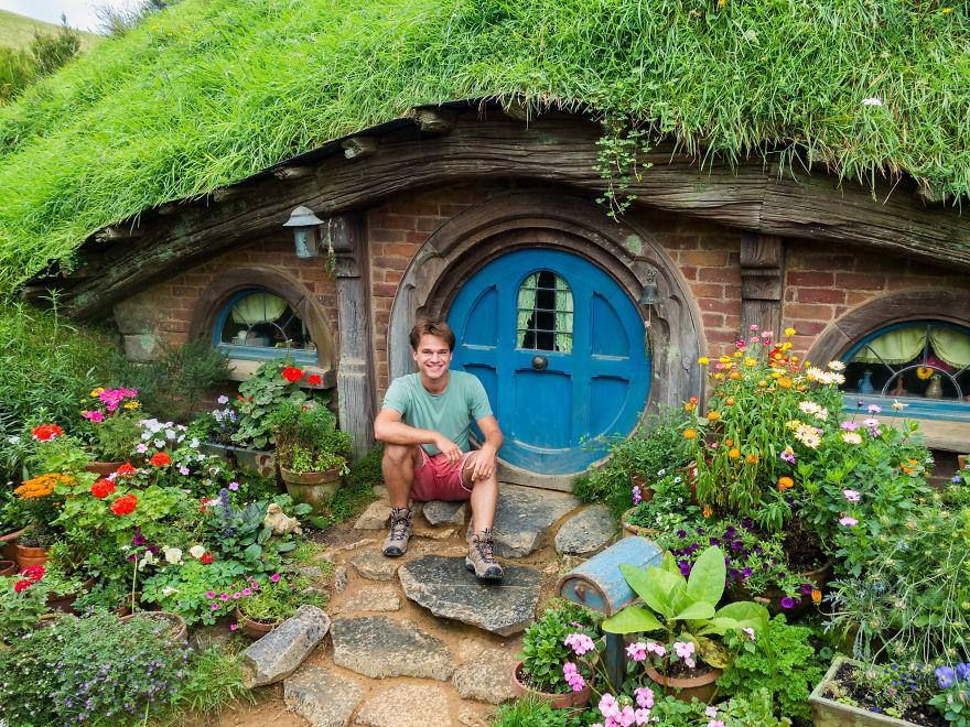 خانه های کوچک نیوزیلند که بسیار مشهور و شناخته شده هستند
