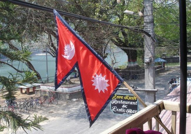 نپال تنها کشور دنیاست که پرچم آن مربع یا مستطیلی نیست.
