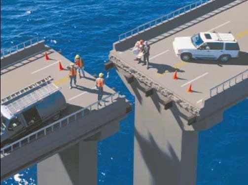 مهندس این پل کجاست؟