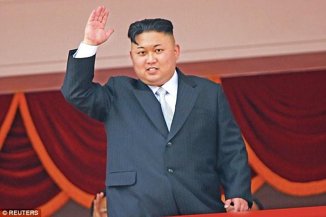 تقلید از مدل موی رهبر کره شمالی