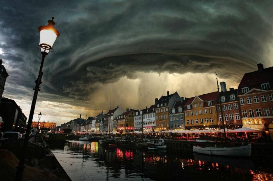 گشوده شدن درهای بهشت - کوپنهاگن، دانمارک