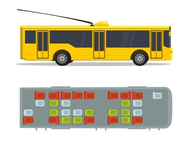 چگونه در وسایل نقلیه مختلف امن ترین مکان را برای نشستن انتخاب کنیم؟