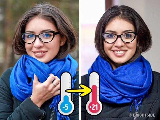 بخار کردن شیشه عینک با تغییر دما یکی از بزرگ ترین مصائبی است که افراد عینکی با آن مواجه هستند. به منظور پیشگیری از چنین مشکلی، پیش از استفاده از عینک روی آن کمی صابون مایع یا جامد بمالید.
