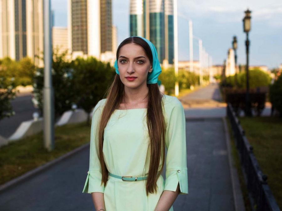 لیندا، چچن، روسیه