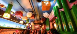 افتتاح کافه ای دیدنی و متفاوت با دکوری مشابه بازی سوپر ماریو در واشنگتن [تماشا کنید]