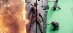 آنسوی دوربین؛ مجموعه عکس هایی که صحنه های فیلم های مشهور را بدون جلوه های ویژه نشان می دهند