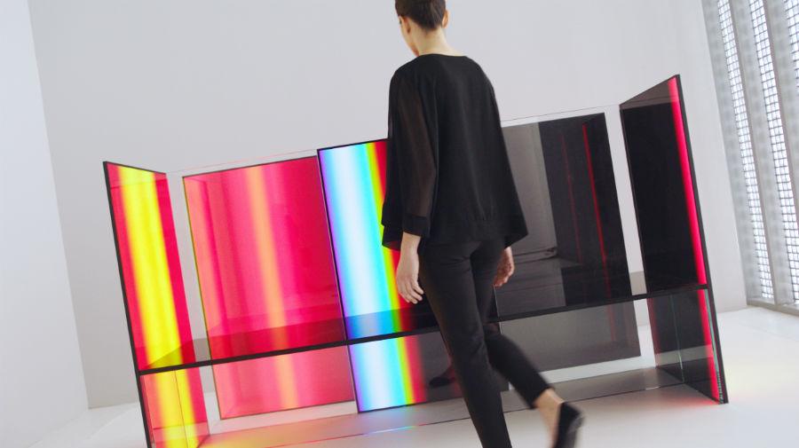 LG and Tokujin Yoshioka Milano Design Week Release 003-w900