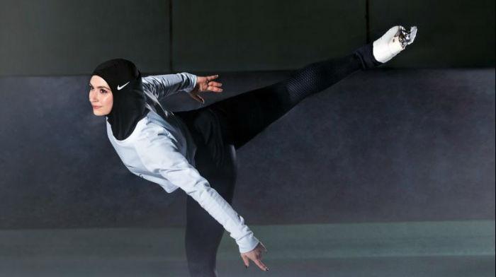 آمنه الحداد ، زن مسلمان ، قدرتمند و خوش اندام اهل دبی + عکس