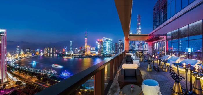 نگاهی به واندا رَین؛ اولین هتل هفت ستاره در شانگهای چین
