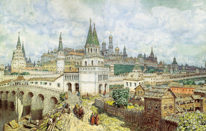 moscow-was-founded-in-the-12th-century-by-the-17th-century-the-tsars-aka-slavic-monarchs-including-ivan-iv-and-the-romanovs-were-in-charge-w700