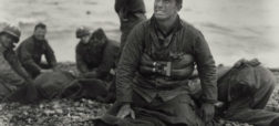 تصاویری از عملیات خدای خدایان؛ پیاده شدن نیروهای متفقین در ساحل نرماندی