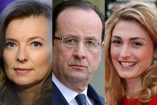 از «والری ژیسکار دستن» تا «فرانسوا اولاند»؛ با معشوقه های روسای جمهور فرانسه