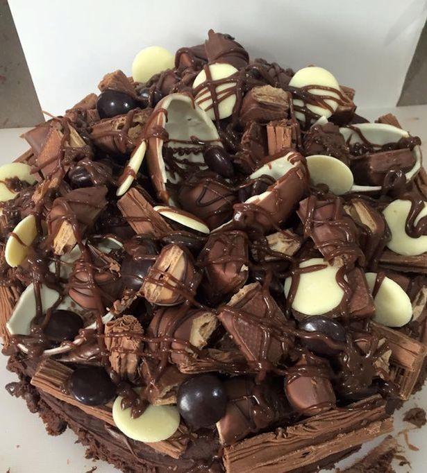 خانه کباب شکلات