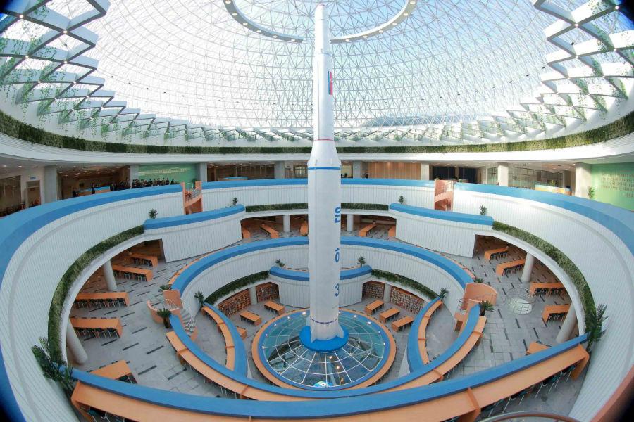 کیم جونگ اون در رابطه با این مرکز بیان داشته که امیدوار است بتواند با قطار علم و تکنولوژی، سرزمین آن ها را به قدرت و ثروت برساند.