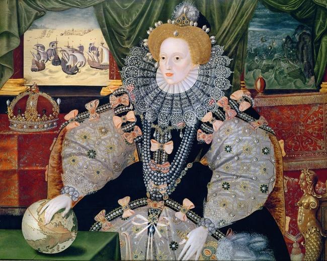 یک محصول آرایشی که ترکیبی از سرب و سرکه بود در آن زمان در میان زنان محبوبیت زیادی داشت. این ترکیب موجب سفید شدن پوست می شد، اما به مرور زمان پوست به زردی گرویده و راه گریزی هم وجود نداشت. اما زنان همچنان به استفاده از آن ادامه می دادند. الیزابت اول، ملکه انگلستان و ایرلند، یکی از طرفداران پر و پا قرص این محصول به شمار می رفت. صورت وی به قدری سفید و شفاف بوده که گویی ماسک جوانی به صورت داشته است.