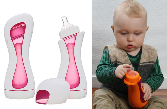 اختراع های جالب و خلاقانه برای کودکان که زندگی را برای والدین آسان تر می کنند