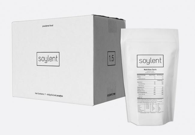 شعار کمپانی تولید کننده بطری های غذای همراه، Soylent این است: «غذا برای رهایی شما». برای کسانی که مشغله فراوانی داشته اما برایشان مهم است که غذای سالم صرف کنند، این بسته بندی های قابل حمل گزینه های بسیار مناسبی خواهند بود.