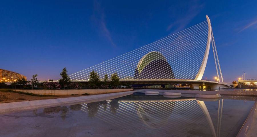 پل های زیبایی که دیدن طراحی آن ها شما را به تحسین وار می دارند